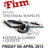 DJ KIDZER THE FIRM/Usual Suspects @ CLUB ORIGIN, SCOTLAND