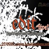 edIT (Live PA) @ Bassinvaders - 27.05.2005