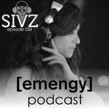 Emengy Podcast 056 - Sivz