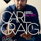 Dusan Kacarevic warm up set for Carl Craig @ Tube club