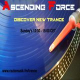Exxetter - Discover New Trance (2019-03-17) www.rautemusik.fm/trance
