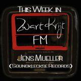 Jens Mueller @ Zwartkrijt FM Radio show, 22.07.2017