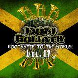 Rootsstep to the world Vol. 17 (Album Mixtape)