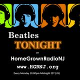 BeatlesTonight E#168featuring live Beatle/Solo tracks along with a mix of cool covers and rarities.