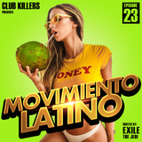 Movimiento Latino #23 - DJ Ihnternal (Latin Party Mix)