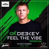 Deekey - Feel The Vibe 036 (DABRO Guest Mix) [Record VIP House] (02.11.2017)