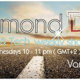 11 th Diamond Dust's Exclusive Deep House Set For Vanilla Radio