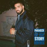 PARAD2X - HIPHOP STORY - MINIMIX