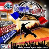 Rock The Box 2015 - Official Mixtape