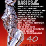 Back2Basics Italo Mix 40 Tony Renzo