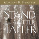 #BOM365 5. Stand A Little Taller 001