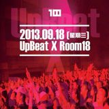UpBeat 044 Mixed by Double 6 (Live @ UpBeat x Room 18)