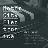 Mike Falvey - 'MCE Radio 018 - 12th January 2017' - DJ Mix