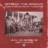 Spread The Groove_Vinyl Mix Series 02_Keep It Burnin'
