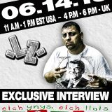 The Kevin Cain Show Interview American Rapper LZ 14.06.13