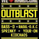 We Love Hardcore Promo Mix by Raoul-D.K.C. 18-10-2013 Millenium Hardcore