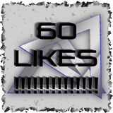 60 Facebook like mix !!!!!!!!
