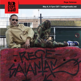"REGE SATANAS 362 ""Rege Remissis"" @ Red Light Radio 05-08-2019"