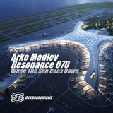 Arko Madley - Resonance 070 (2016-09-12)
