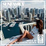 SunFamilyPodcast#218 mix by Konstantin Kichuk