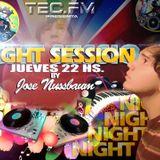 Jose Nussbaum - Night Session 87