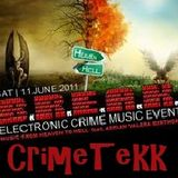 CrimeTekk @ B.R.E.A.K. feat. Adrian Valera Bday 11.06.2011 Stadtwerkstatt Linz