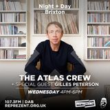 Atlas meets Gilles Peterson | Wednesday 15th March 2017
