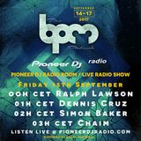 Chaim - Live In The Pioneer DJ Radio Room at The BPM Festival Portugal