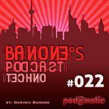 "BTP - ""Banone's Techno Podcast"" - Episode #022"