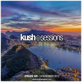#020 KushSessions - Faraway Skies Guestmix