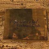 DJ SET @ EXPERIMENTAL COCKTAIL CLUB - PARIS - Thuesday 22nd December 2015