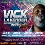 Soulful underground house music mix as conducted by Vick Lavender