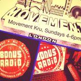 17/08/2014-Movement Kru feat Younga C : live on www.bonusradio.co.uk
