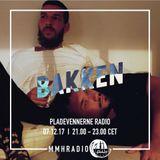 Pladevennerne Radio // Live fra Bakken // 7.12.17