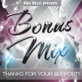 Alex Rossi - Bonus Mix (April 2014)