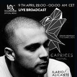 ILARIO ALICANTE - CAPRICES FESTIVAL 2016 @ SWITZERLAND - APRIL 2016