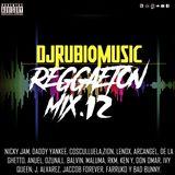 Reggaeton MIx Vol.12 2017
