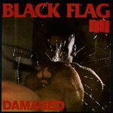 BLACK FLAG DAMAGED 1981