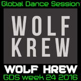 Global Dance Session Week 24 2016 Cheets With Wolf Krew