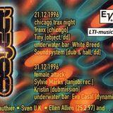 "DJ Traxx (part 1) at ""Chicago Trax Night"" @ Object (Dresden - Germany) - 21 December 1996"