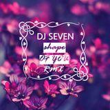 DJ SEVENSTYLES - SHAPE OF YOU REMIX