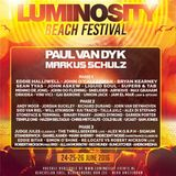 Judge Jules - Live @ Luminosity Beach Festival (Netherlands) - 26.06.2016