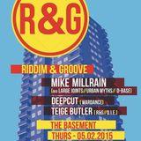 Riddim & Groove Promo Mix