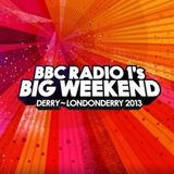 Calvin Harris - Live @ BBC Radio 1 Big Weekend Londonderry 2013.05.24.
