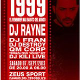 NEXT PARTY! El Remember mas barato del Mundo / Dj Rayne 07/09/2013 @ ZEUS SPORT