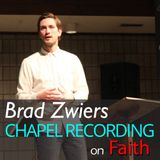Brad Zwiers on Faith 3/28/17