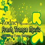 Rodney pres. Fresh Trance Music Special with Distort guest Mix-Episode 34