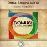 DJ FOGO Guest Mix for DOMUS SESSIONS on PLAY FM