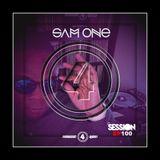 Sam One Dj present House 4 You Session Ep 100
