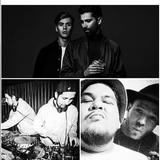 Wild 94.9 Rebel Pop Radio 4.01.2017 feat King Most (Remixes, Anderson.Paak, Drake, Frank Ocean....)